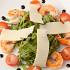 Ресторан Кафетеррия - фотография 14 - Руккола с креветками