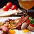 Ресторан Tribeca - фотография 10 - Полный английский завтрак 390 рублей