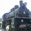 Музей железнодорожной техники под открытым небом
