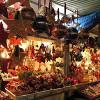 Новогодняя атмосфера на Тишинке