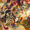 Василий Кандинский. Контрапункт: композиция VI — композиция VII. К 150-летию художника