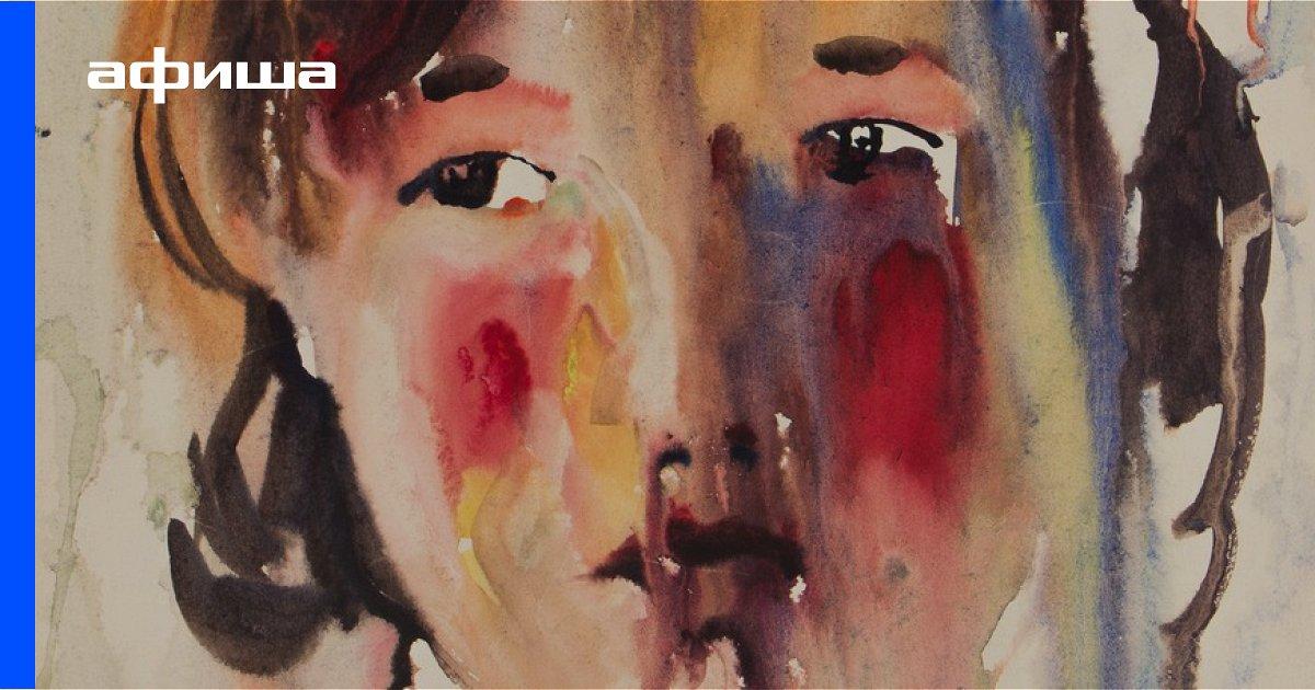 Выставка Жизнь и приключения Анатолия Зверева: Молодые годы. Собрание Димитрия Апазидиса (онлайн-трансляция)