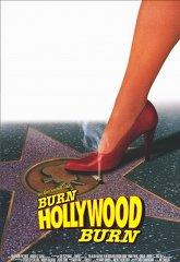 Постер Гори, Голливуд, гори