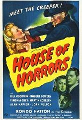 Постер Дом кошмаров