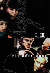 Постер Декалог III