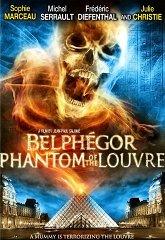 Постер Бельфегор — призрак Лувра