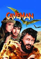 Постер Пещерный человек