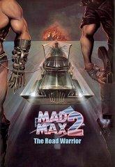 Постер Безумный Макс-2: Воин дорог