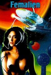 Постер Космическая любовница