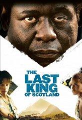 Постер Последний король Шотландии