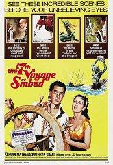 Постер Седьмое путешествие Синдбада
