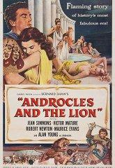 Постер Андрокл и лев