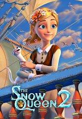Постер Снежная королева-2: Перезаморозка