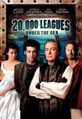Постер 20000 лье под водой