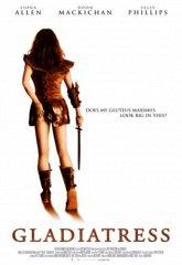 Постер Гладиаторша
