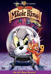 Постер Том и Джерри: Волшебное кольцо