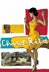 Постер Чико и Рита