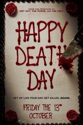 Постер Счастливого дня смерти