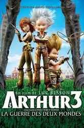 Постер Артур и война двух миров