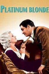 Постер Платиновая блондинка