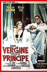 Постер Девственница для принца