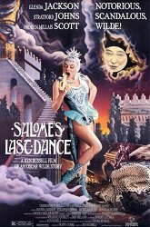 Постер Последний танец Саломеи
