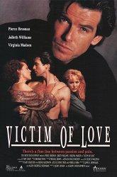 Постер Жертва любви