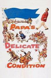 Постер Деликатное состояние папы