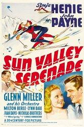 Постер Серенада Солнечной долины