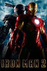Постер Железный человек-2