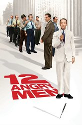Постер 12 разгневанных мужчин