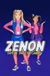 Постер Зенон спасает будущее