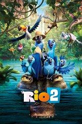 Постер Рио-2