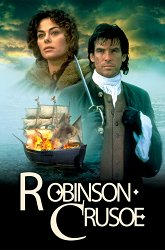 Постер Робинзон Крузо