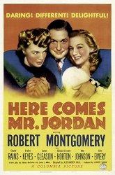 Постер А вот и мистер Джордан