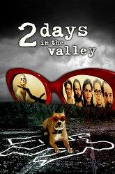 Постер Два дня в долине