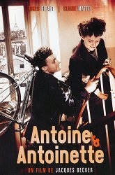 Постер Антуан и Антуанетта