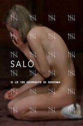 Постер Сало, или 120 дней Содома