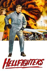 Постер В пламени ада