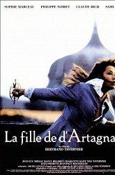 Постер Дочь Д'Артаньяна