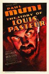 Постер Повесть о Луи Пастере