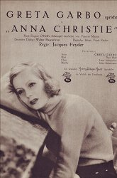Постер Анна Кристи