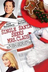 Постер Одинокий Санта желает познакомиться с миссис Клаус