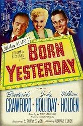 Постер Рожденная вчера