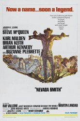 Постер Невада Смит
