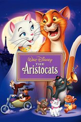 Постер Коты-аристократы