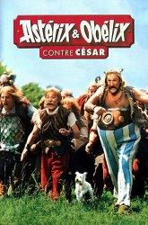 Постер Астерикс и Обеликс против Цезаря