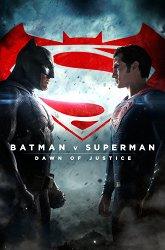 Постер Бэтмен против Супермена: На заре справедливости