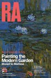 Постер Сады в живописи: От Моне до Матисса