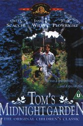 Постер Волшебный сад Тома